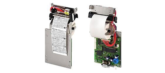 kiosk printer interface
