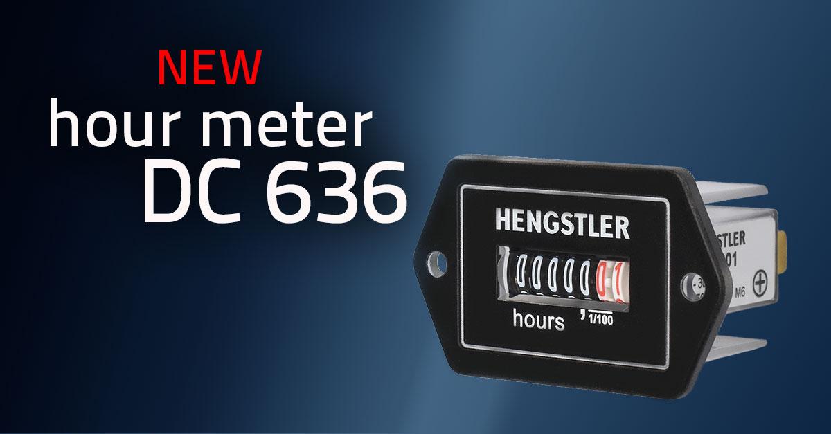 Hour Meter DC 636